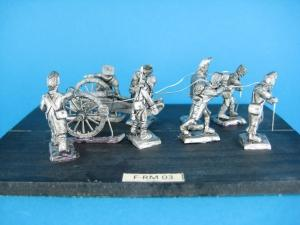 F-RM 03 - Cannon with crew 1/72