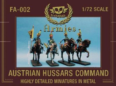 FA-002 - Austrian Hussars Command 1/72