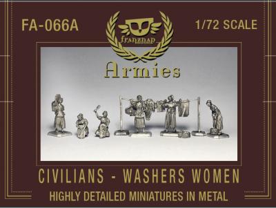 FA-066A Civilians - Washers Women