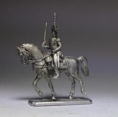 FA-019 - Baden Mounted Officer 1/72