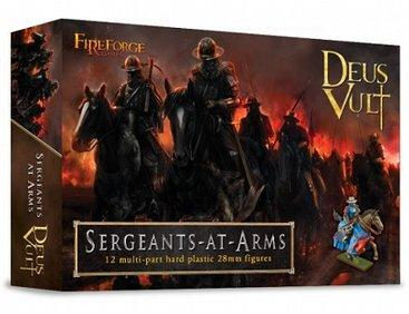 FFG007 - Sergeants at Arms 28mm
