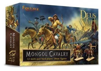 FFG009 - Mongol Cavalry 28mm