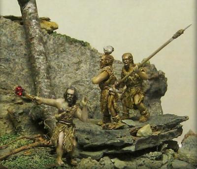FHH02 Prehistory set n°2 - 1/72