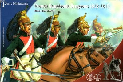 FN130 - French Dragoons 1812-1815 28mm