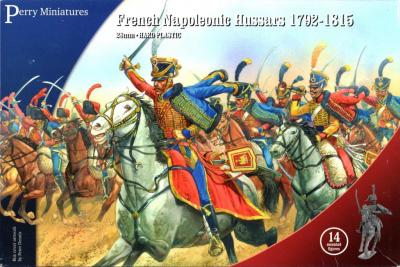 FN140 - French Hussars 1792-1815 28mm