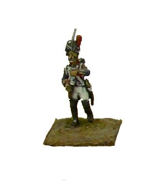 FRA6 - French Old Guard Grenadiers, Advancing (x4) 1/72