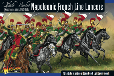 WGN-FR-13 NAPOLEONIC FRENCH LINE LANCERS