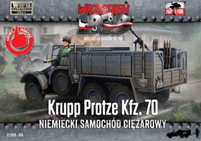 WWH058 - Krupp-Protze Kfz.70 1/72