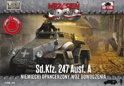 WWH059 - Sd.Kfz.247 Ausf.A 1/72