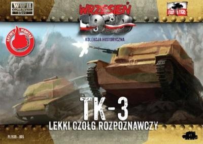 WWH005 - Polish TK-3 Light Reconnaissance Tank 1/72