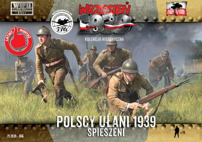 WWH066 - Polish Uhlans on foot 1939 1/72