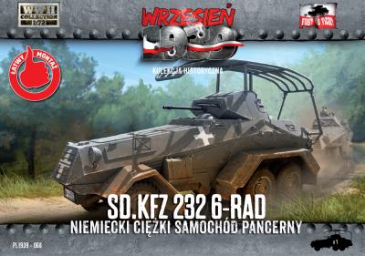 WWH068 - Sd.Kfz.232 6-Rad 1/72