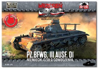 WWH075 - Pz.BfWg III Ausf.D1 1/72