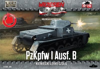 WWH008 - German Pz.Kpfw.I AUSF.B 1/72