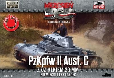WWH010 - German Pz.Kpfw.II Ausf.C 1/72