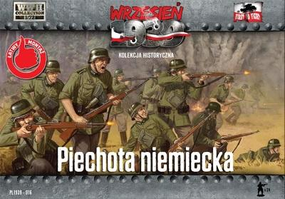 WWH016 - German Infantry 1/72