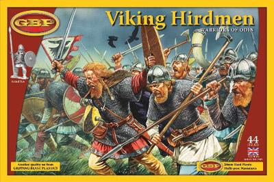 GBP01 - Viking Hirdmen 28mm