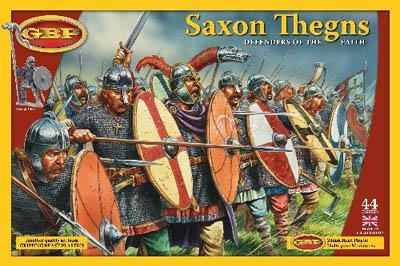 GBP02 - Saxon Thegns 28mm