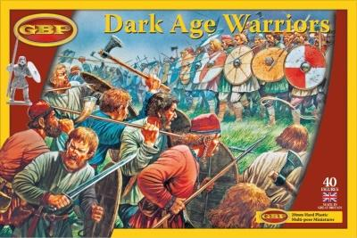 GBP03 - Dark Age Warriors 28mm