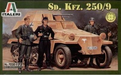 7020 - SdKfz. 250/9 1/72