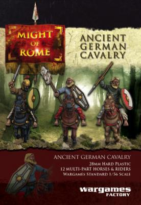 Ancient German Cavalry