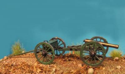 "72-9102 - Geschütz ""Napoleon"" inklusive Protze 1/72"