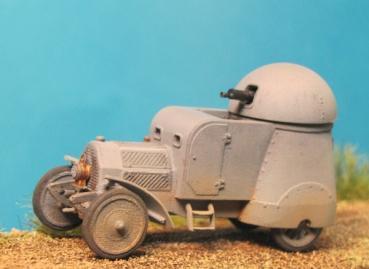 GFWW1-001 - Austro-Daimler Panzerwagen 1906 1/72