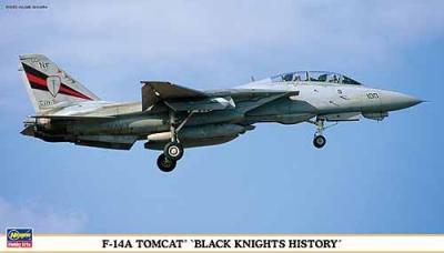 00985 - Grumman F-14A Tomcat Black Knights History 1/72