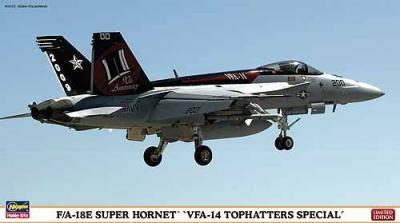 00999 - Boeing F/A-18E Super Hornet Superhornet VFA-14 Tophatters 1/72