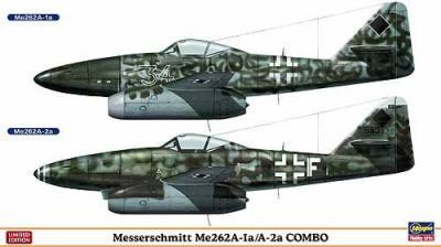 01915 - Messerschmitt Me 262-1a / Me 262A-2a Combo 1/72