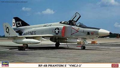 01922 - McDonnell RF-4B Phantom 'VMCJ-2 1/72