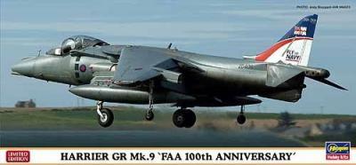 01923 - BAe Harrier GR.9 'FAA 100th Anniversary' 1/72