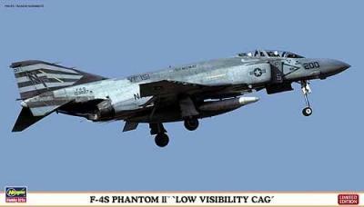 01956 - McDonnell F-4S Phantom II Low Vis CAG 1/72