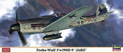 01967 - Focke-Wulf Fw 190D-9 Jabo 1/72