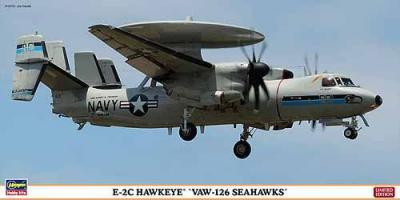 """01994 - Grumman E-2C Hawkeye """"VAW-126 Seahawks"""" 1/72"""
