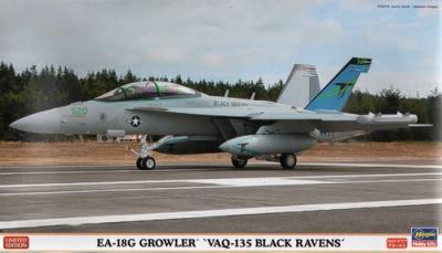 02000 - Boeing EA-18G Growler 'VAQ-135 Black Ravens'