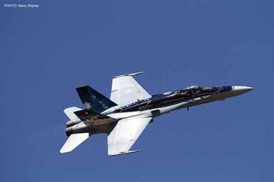 02047 - McDonnell-Douglas CF-18A Hornet