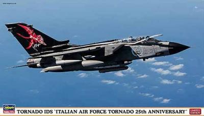 "02049 - Panavia Tornado IDS ""Italian Air Force Tornado 25TH Anniversary"" 1/72"