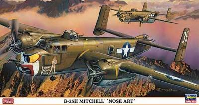 02058 - North-American B-25H Mitchell 1/72