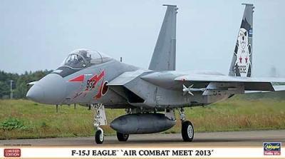 """02084 - McDonnell F-15J Eagle """"Air Combat Meet 2013"""" 1/72"""