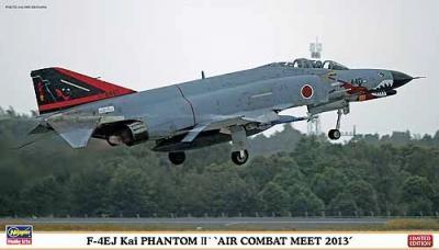 "02089 - McDonnell F-4EJ KAI Phantom II ""Air Combat Meet 2013"" 1/72"