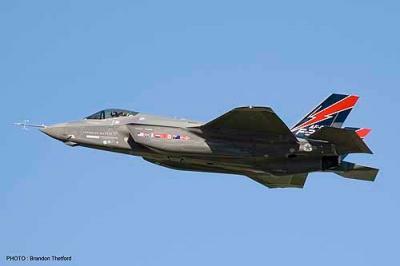 02107 - Lockheed-Martin F-35A Lightning II 'Prototype' 1/72