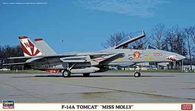 """02123 - Grumman F-14A Tomcat """"Miss Molly"""" 1/72"""