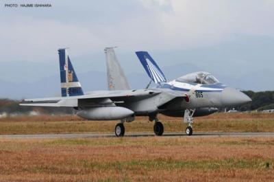 02145 - McDonnell F-15J Eagle JASDF 60TH Anniversary Part 3 1/72