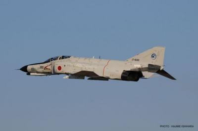 02147 - McDonnell F-4EJ Phantom JASDF 60th Anniversary 1/72