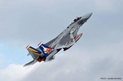 02153 - McDonnell F-15J Eagle 204Sqn 50th Anniversary 1/72
