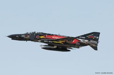 """02161 - McDonnell F-4EJ KAI Phantom II """"302SQ 40TH Anniversary"""" 1/72"""