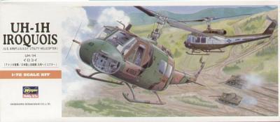 A11 - Bell UH-1H Iroquois 1/72