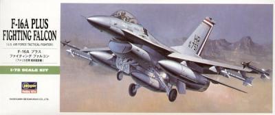B01 - General-Dynamics F-16A / F-16B Plus Fighting Falcon 1/72