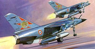 B04 - Dassault Mirage F.1C 1/72